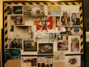 Visual representations of surveillance