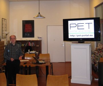 Press event: Public presentation